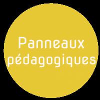 Panneaux pedagogiques