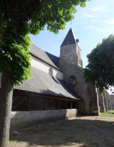 01-église Notre-Dame de Mulsans (cliché Alexandra Mignot)