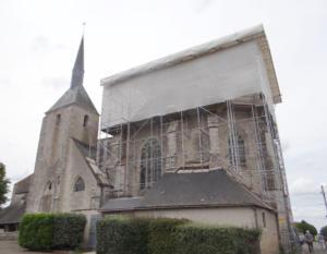 13- Église Saint-Denis de Villexanton