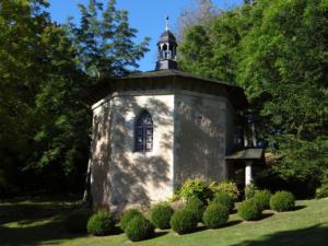 12-La chapelle du château de Fargot (Cliché Alexandra Mignot)