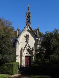 17-La chapelle aujourd'hui (Cliché Alexandra Mignot)