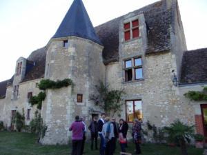 23-Accueil à la Chevalinière (Cliché Alexandra Mignot)