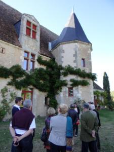24- Historique du site (Cliché Alexandra Mignot)