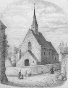 Saint Rimay église