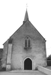 Saint-Rimay. Eglise Saint-Rimay (1) Al. M. 2018
