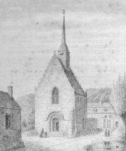 Villavard église