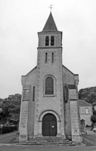 Villavard. Eglise Notre-Dame (2) Al. M 2018