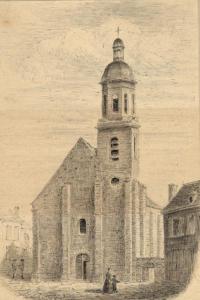 01-Freteval - eglise Saint-Nicolas par Launay