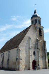 02-Fréteval - eglise Saint-Nicolas Cl. G. Dubois