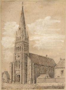 09-Morée eglise Notre Dame des hautes forets