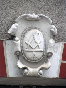 02- Détail d'une fenêtre, 13 rue du Pressoir (Cliché Alexandra Mignot)