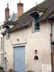 04- Fenêtre, rue du Grenier à sel (Cliché Alexandra Mignot)