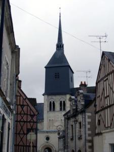 13- L'Église Saint-Étienne aujourd'hui (Cliché Alexandra Mignot)