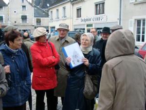 14- Sur la place Jeanne d'Arc (Cliché Alexandra Mignot)