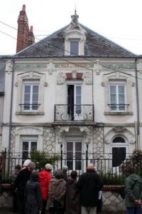 29- Villa des chardons, Boulevard Jean-Jaurès (Cliché Jean-Marc Delecluse)
