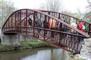 30- En passant la Sauldre (Cliché Jean-Marc Delecluse)