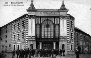 31- L'usine Normant hier (CPA, collection particulière)