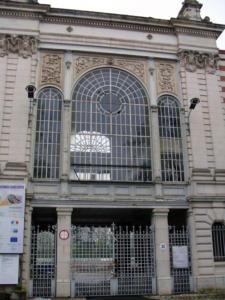 32- L'entrée de l'usine Normant aujourd'hui, rue Normant (Cliché Alexandra Mignot)