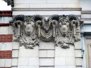 33- Détail de la porte (Cliché Alexandra Mignot)